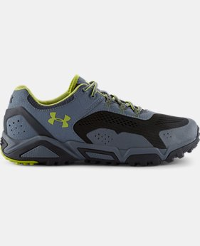 New Arrival  Men's UA Glenrock Low Hiking Boots  1 Color $109.99