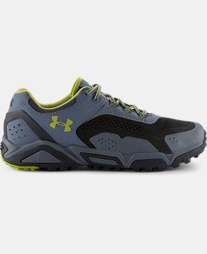 New Arrival  Men's UA Glenrock Low Hiking Boots  2 Colors $109.99