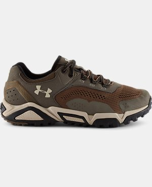 Men's UA Glenrock Low Hiking Boots LIMITED TIME: FREE U.S. SHIPPING 2 Colors $67.99