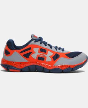 Boys' Grade School UA Micro G® Engage BL Running Shoes