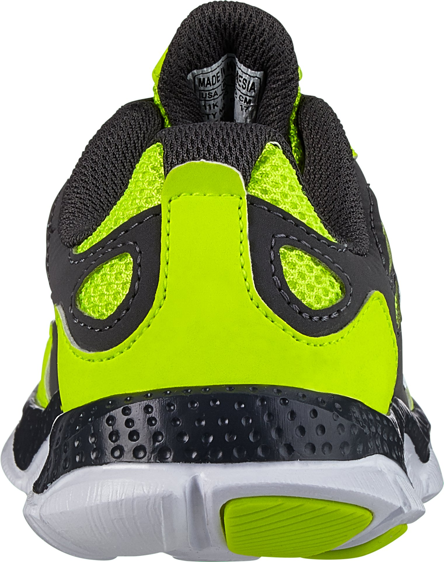 Boys' Pre-School UA Engage BL Shoes, High-Vis Yellow