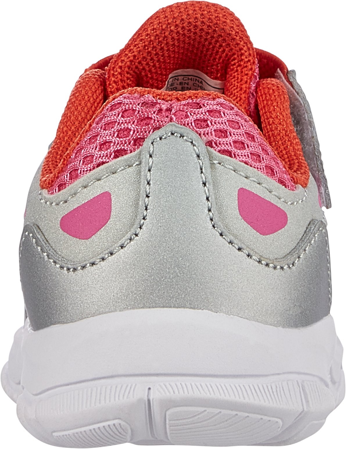 Girls' Infant UA Engage Running Shoe, Metallic Silver