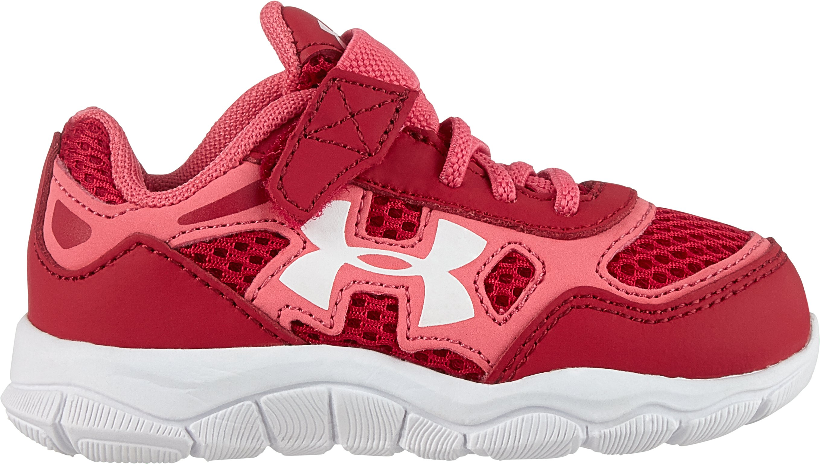 Girls' Infant UA Engage Running Shoe, Passion
