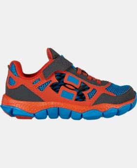 Boys' Pre-School UA Engage BL AC Shoes