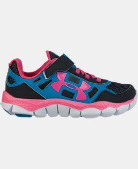 Girls' Pre-School UA Engage Running Shoe