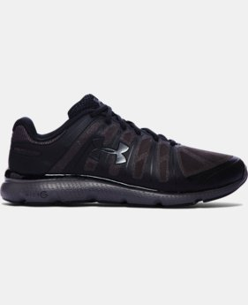 Men's UA Micro G® Pulse II Running Shoes – Wide (4E)   $79.99