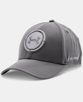 Men's UA Combine® Training Stretch Fit Cap  3 Colors $14.99 to $18.99