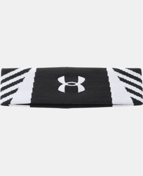 Men's UA Undeniable Headband  2 Colors $5.99