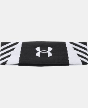 Men's UA Undeniable Headband LIMITED TIME: FREE U.S. SHIPPING  $6.99