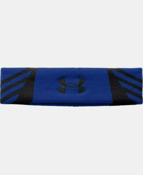 Men's UA Undeniable Headband  3 Colors $5.99
