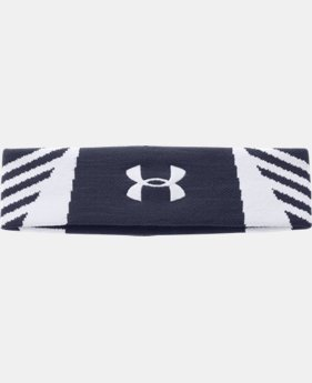 UA ArmourVent Headband  2 Colors $5.99