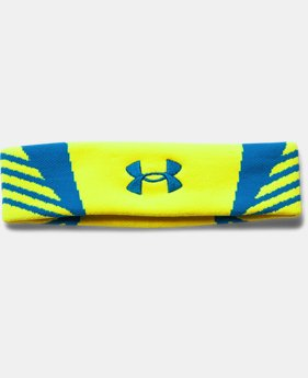 UA ArmourVent Headband  3 Colors $7.99