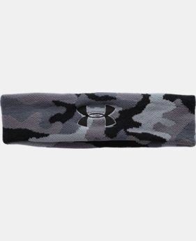 Men's UA Performance Headband  5 Colors $5.99 to $7.99