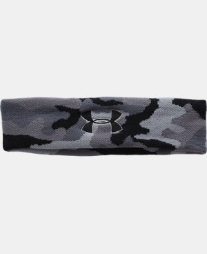 Men's UA Performance Headband  4 Colors $4.49 to $5.99
