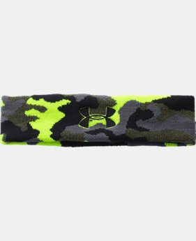 UA Jacquarded Headband  3 Colors $7.99