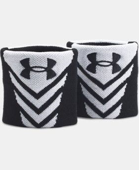 Men's UA Undeniable Wristbands  2 Colors $5.99 to $7.99