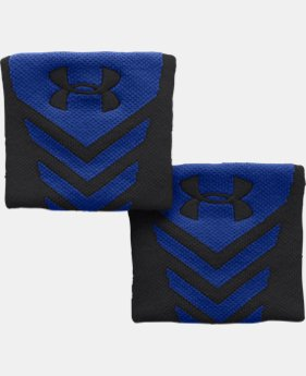 Men's UA Undeniable Wristbands   $8.99