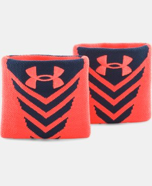 Men's UA Undeniable Wristbands LIMITED TIME: FREE SHIPPING 4 Colors $6.74 to $8.99