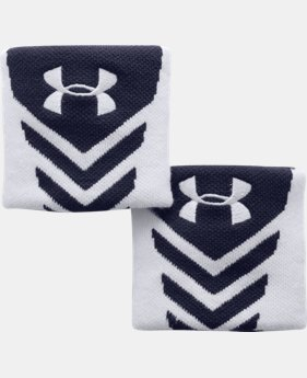 Men's UA Undeniable Wristbands