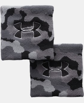 Men's UA Performance Wristbands  1 Color $6.74