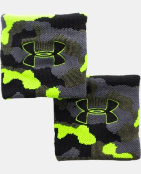 Men's UA Performance Wristbands  1 Color $8.99