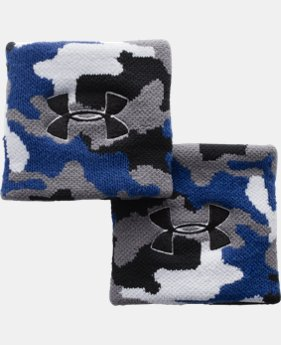 Men's UA Performance Wristbands   $5.99 to $7.99