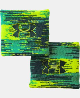 Men's UA Performance Wristbands LIMITED TIME: FREE U.S. SHIPPING 1 Color $7.99