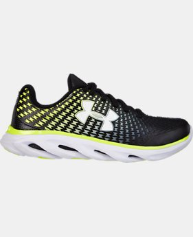 Boys' Grade School UA Spine™ Clutch Running Shoes