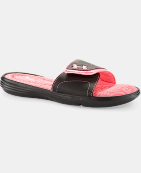 Women's UA Ignite Power In Pink VII Sandals
