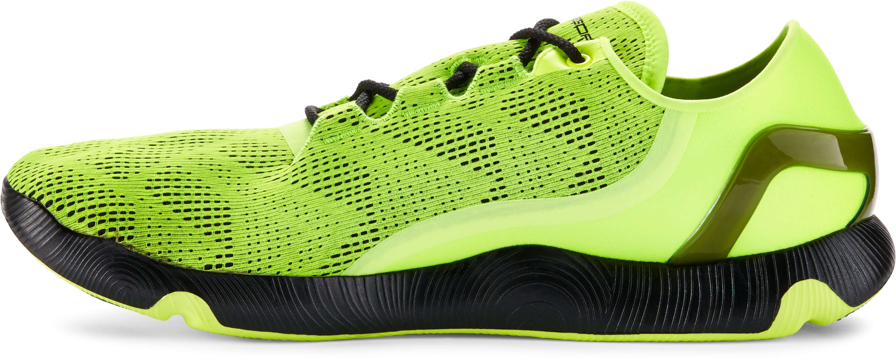Men's UA SpeedForm® RC Vent Running Shoes, High-Vis Yellow,