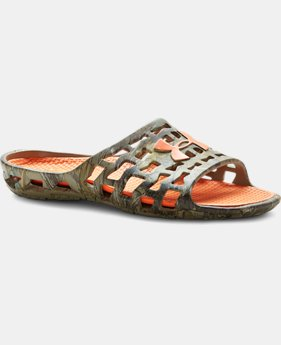 Men's UA Mavrix Camo SL Sandals   $44.99