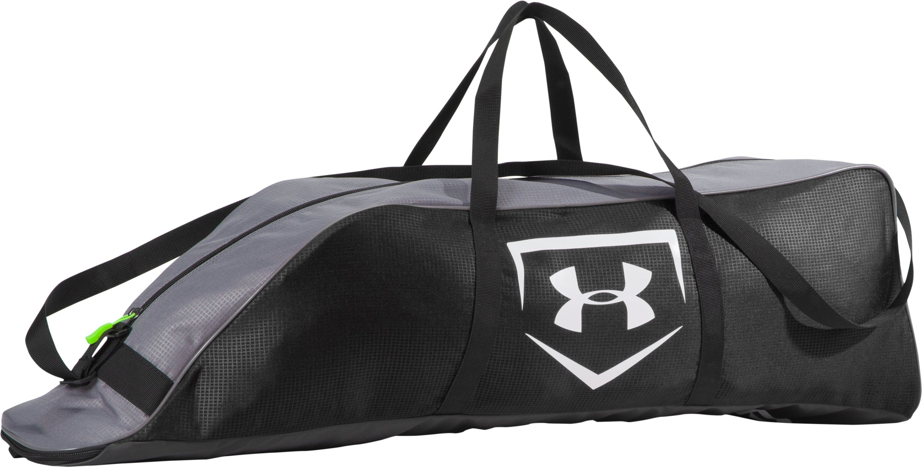 UA Bazooka Baseball Bat Tote, Black , zoomed image