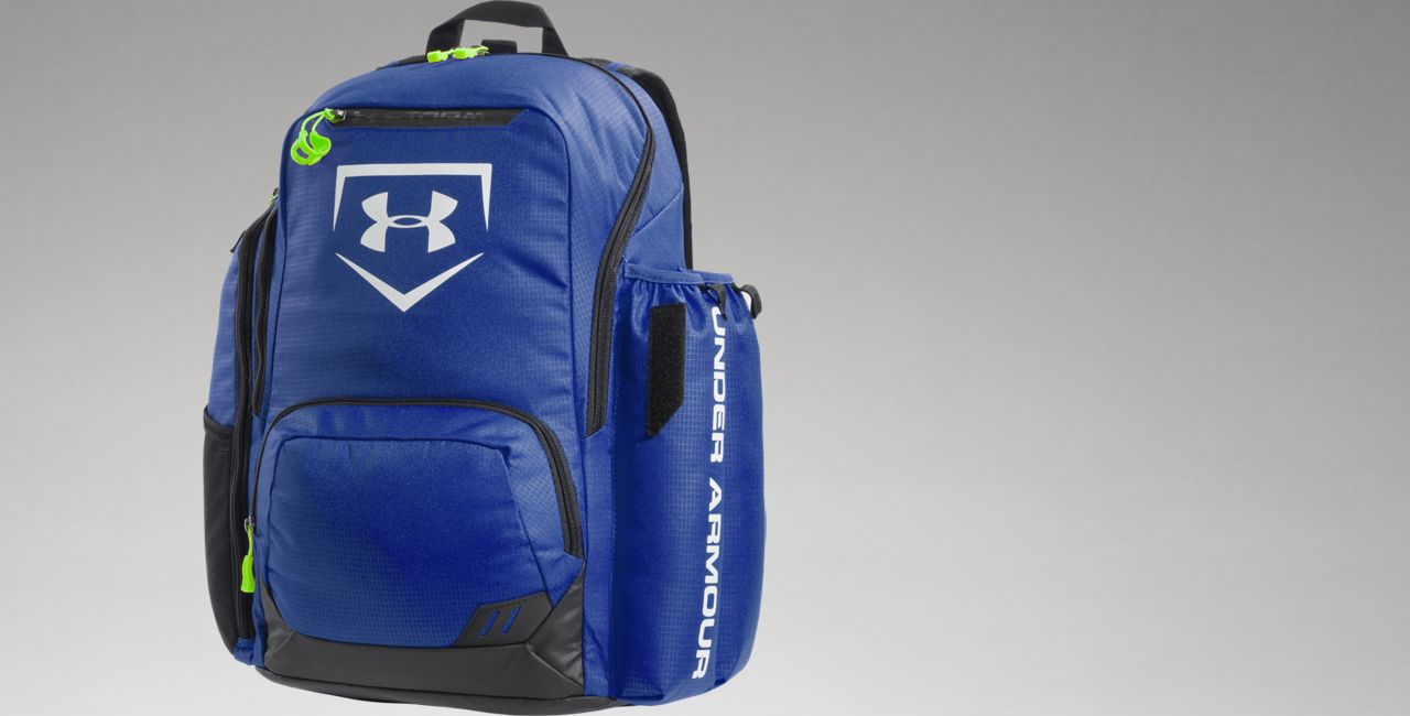 UA Shut Out Bat Backpack   Under Armour US