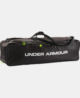 UA Lacrosse Travel Bag LIMITED TIME: FREE U.S. SHIPPING 1 Color $67.99