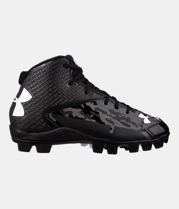 Boys Ua Deception Mid Rm Baseball Cleats Under Armour Ca