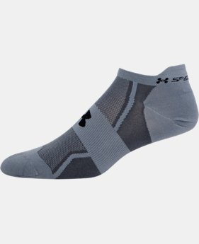 Men's UA SpeedForm® No-Show Socks - 3 for $30