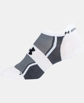 New Arrival Women's UA SpeedForm® No-Show Socks - 3 for $30  1 Color $12.99