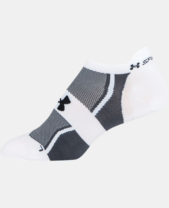 New Arrival Women's UA SpeedForm® No-Show Socks - 3 for $30  2 Colors $12.99