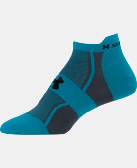 Women's UA SpeedForm® No-Show Socks - 3 for $30  1 Color $12.99