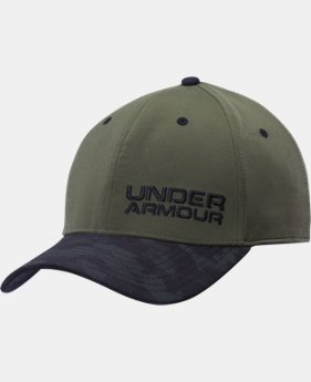 Men's UA Training Low Crown Stretch Fit Cap   $26.99