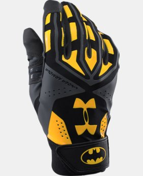 UA Batman Motive Batting Glove  1 Color $22.49