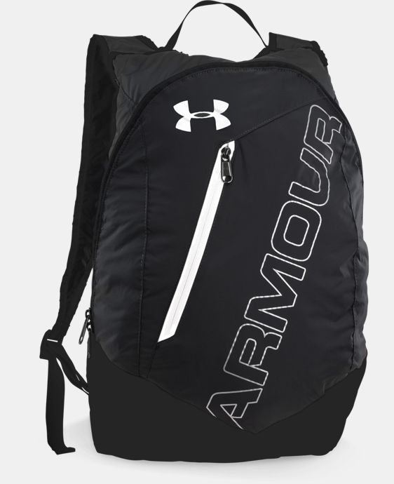 UA Packable Backpack  3 Colors $29.99