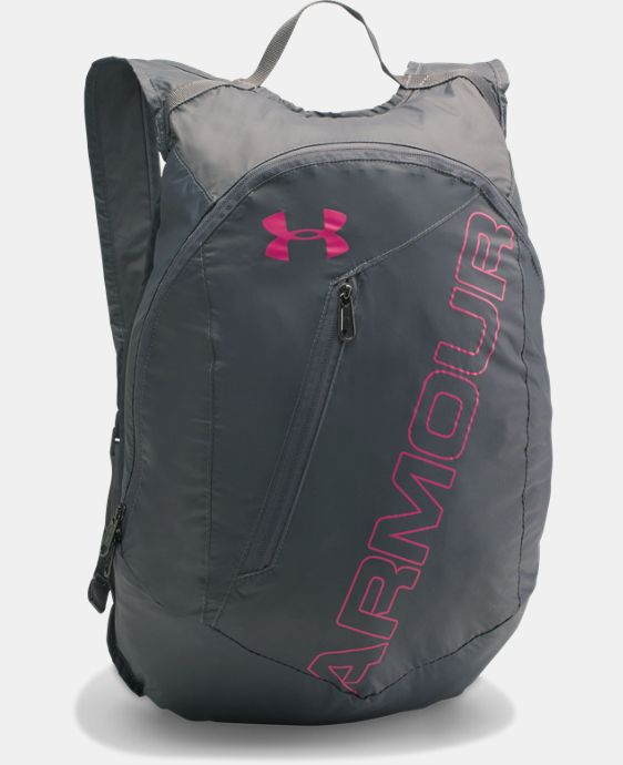 UA Packable Backpack  1 Color $29.99