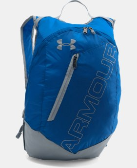 UA Packable Backpack LIMITED TIME: FREE SHIPPING  $34.99