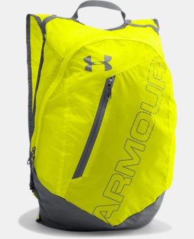 UA Packable Backpack  1 Color $22.99