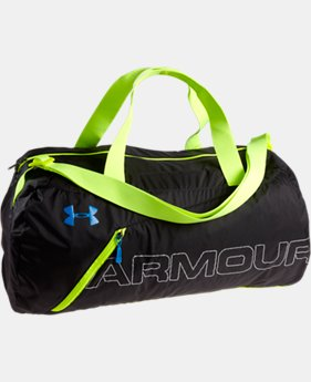 UA Packable Duffle Bag LIMITED TIME: FREE U.S. SHIPPING 3 Colors $34.99