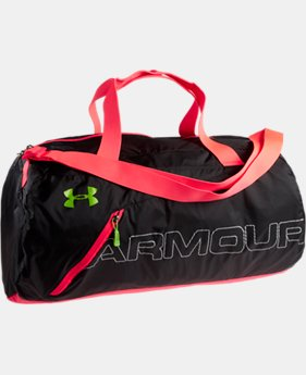 UA Packable Duffle Bag LIMITED TIME: FREE U.S. SHIPPING 2 Colors $20.99 to $26.99