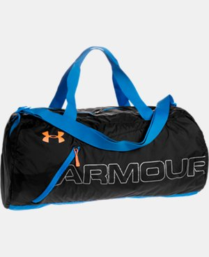 UA Packable Duffle Bag  3 Colors $20.99 to $34.99