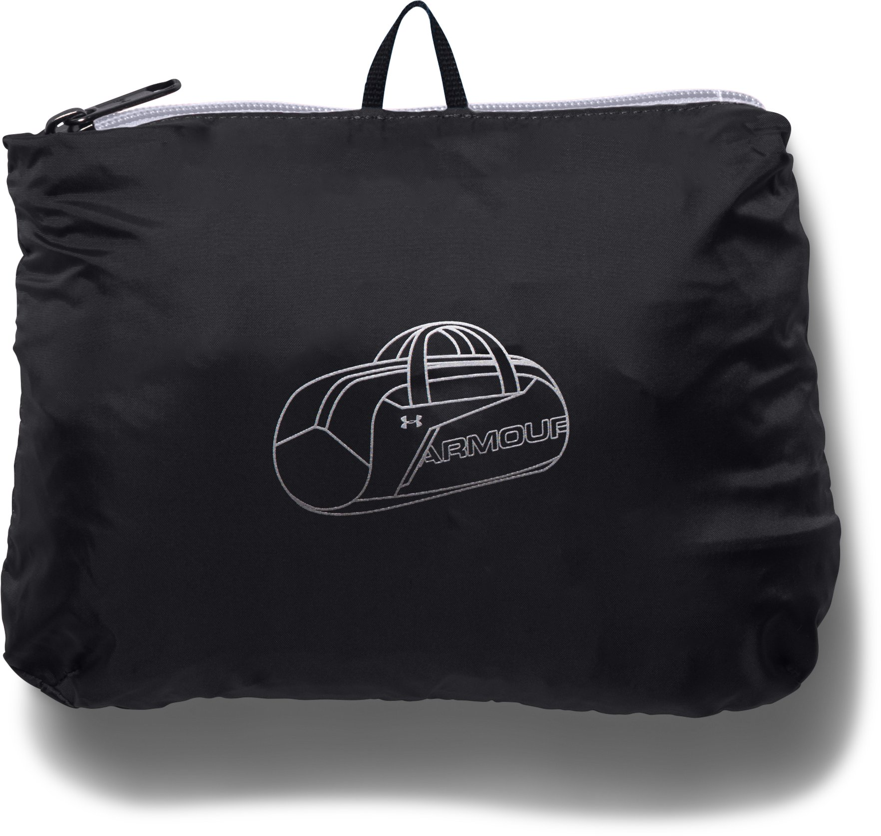 UA Packable Duffle Bag, Black