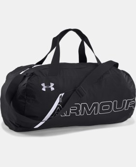 UA Packable Duffle Bag LIMITED TIME: FREE SHIPPING  $39.99